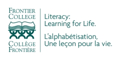 Frontier College logo - Literacy: Learning for Life